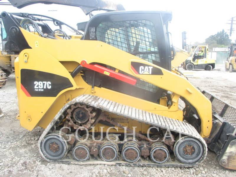CATERPILLAR UNIWERSALNE ŁADOWARKI 297C equipment  photo 3