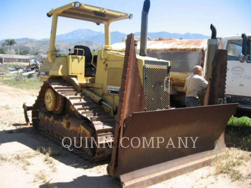 CATERPILLAR KETTENDOZER D4H equipment  photo 1