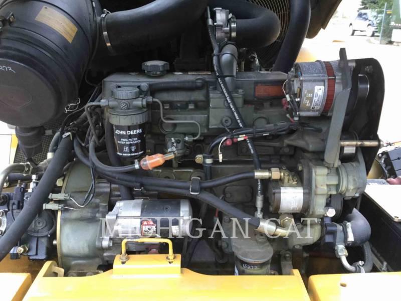JOHN DEERE CHARGEURS SUR PNEUS/CHARGEURS INDUSTRIELS 344J equipment  photo 11