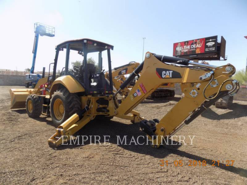 CATERPILLAR CHARGEUSES-PELLETEUSES 420F2ST equipment  photo 3