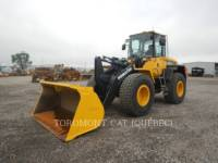 Equipment photo KOMATSU WA200 PÁ-CARREGADEIRAS DE RODAS/ PORTA-FERRAMENTAS INTEGRADO 1