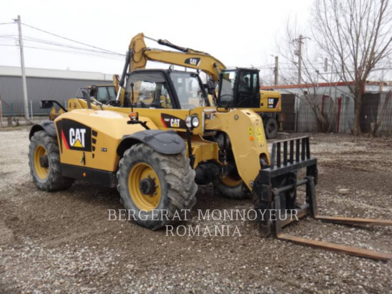 CATERPILLAR テレハンドラ TH407 equipment  photo 1