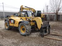 Equipment photo CATERPILLAR TH407 テレハンドラ 1