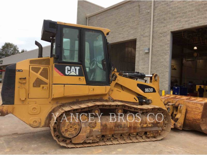 CATERPILLAR KETTENLADER 963D equipment  photo 6