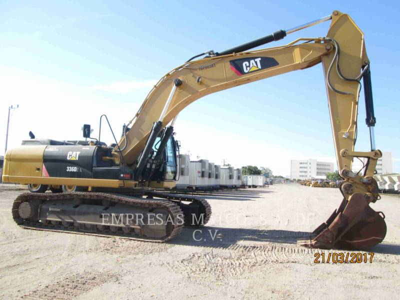 CATERPILLAR 履带式挖掘机 336D2L equipment  photo 6