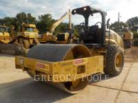 Equipment photo CATERPILLAR CS-56B VIBRATORY SINGLE DRUM SMOOTH 1