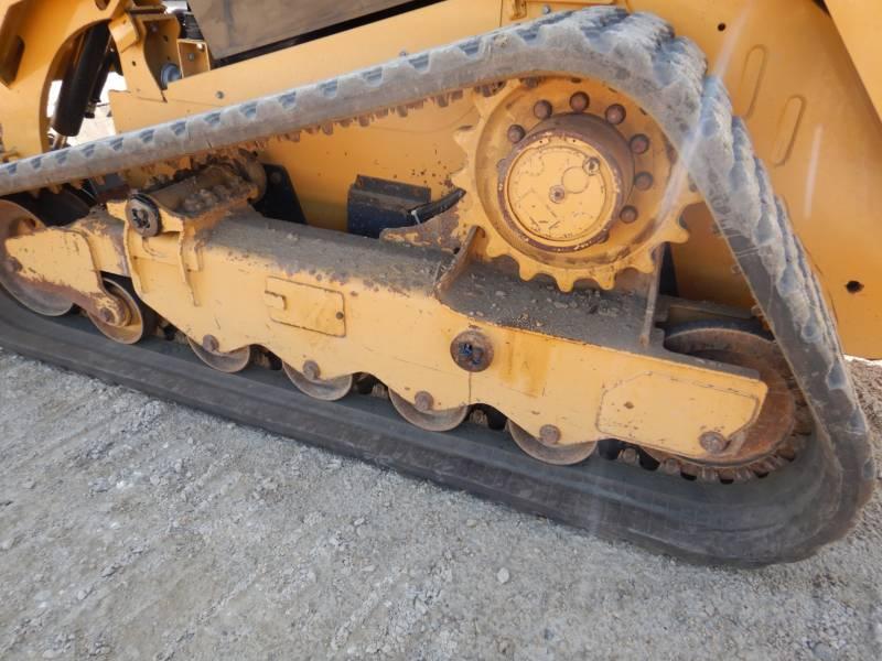 CATERPILLAR PALE CINGOLATE MULTI TERRAIN 299 D 2 equipment  photo 12