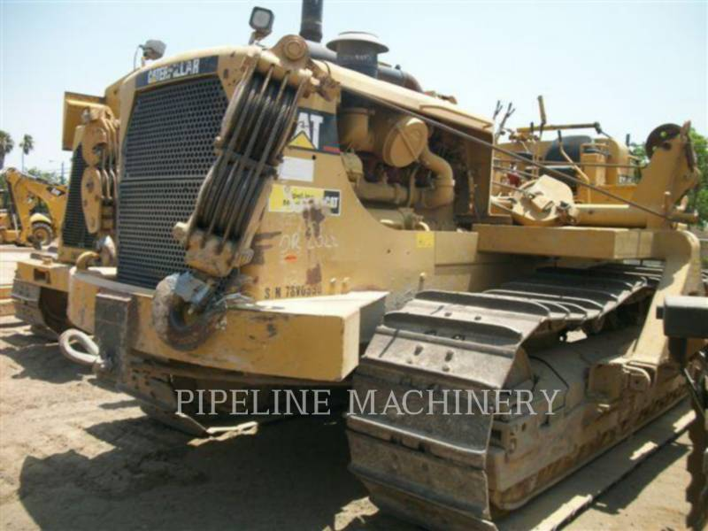 Caterpillar UTILAJE DE INSTALAT CONDUCTE 583K equipment  photo 1