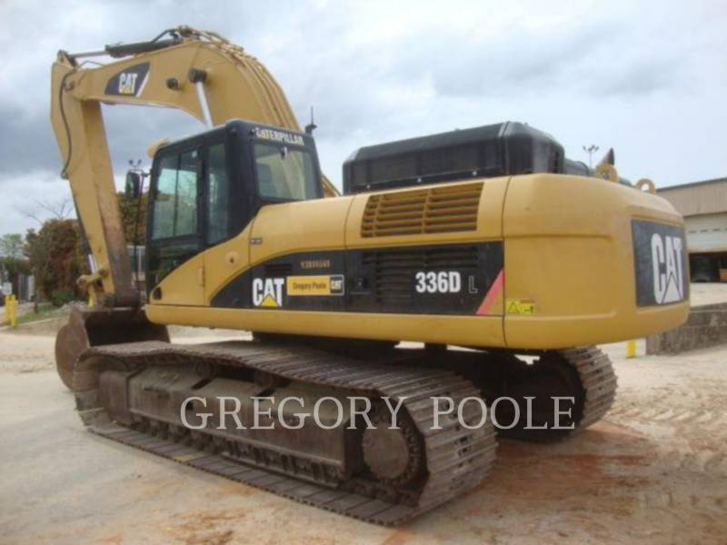 CATERPILLAR TRACK EXCAVATORS 336D equipment  photo 7