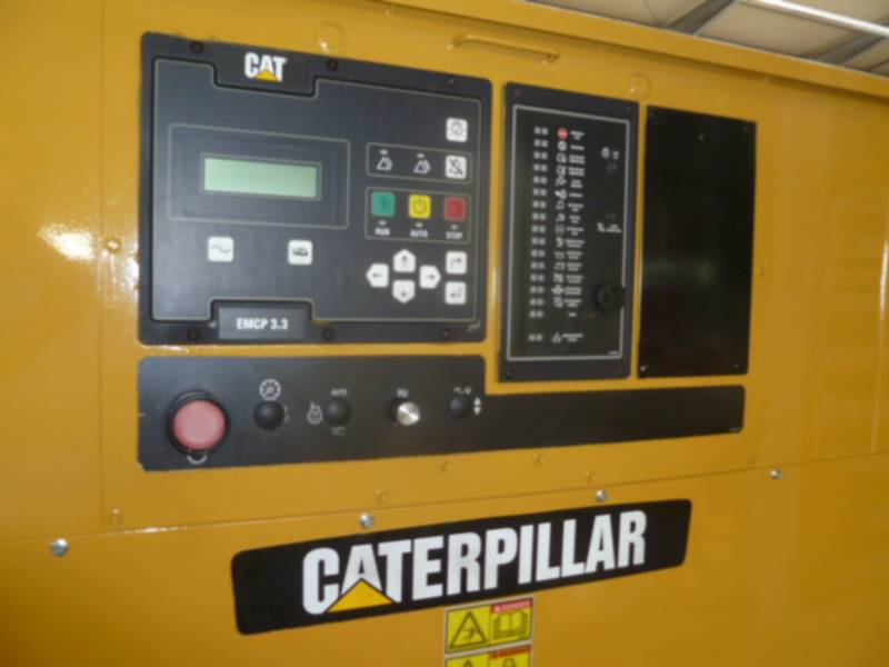 CATERPILLAR STATIONÄRE STROMAGGREGATE C175-16 equipment  photo 6