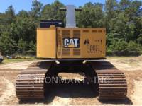 CATERPILLAR FORESTRY - FELLER BUNCHERS - TRACK 521B equipment  photo 5