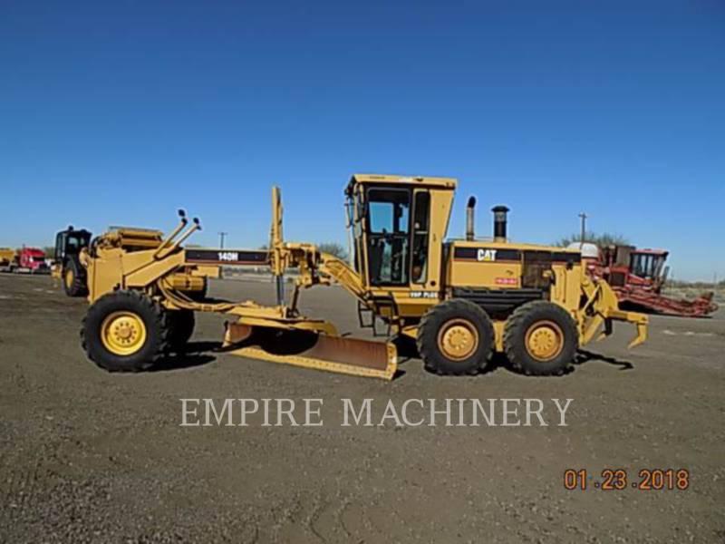 CATERPILLAR NIVELEUSES 140HNA equipment  photo 2
