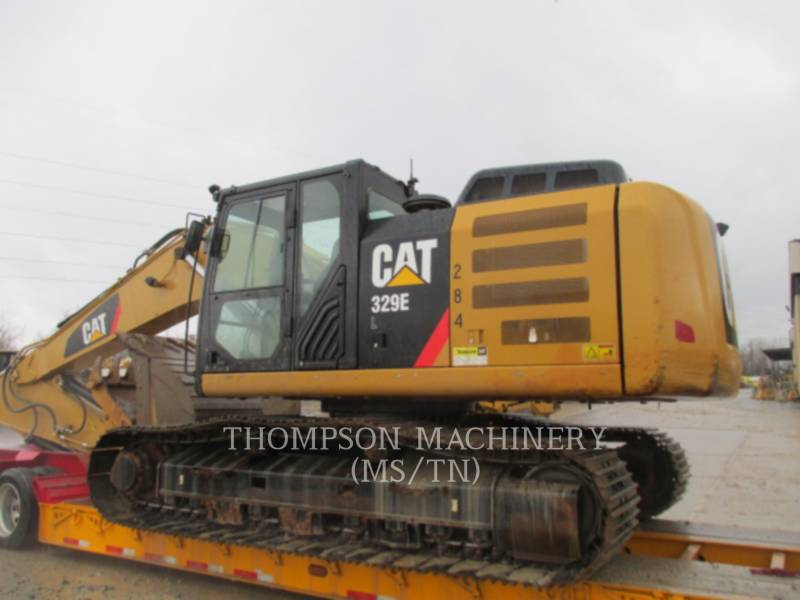 CATERPILLAR トラック油圧ショベル 329E equipment  photo 1