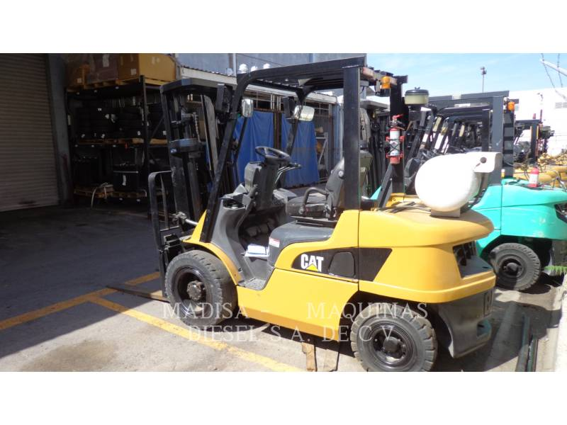 MITSUBISHI CATERPILLAR FORKLIFT FORKLIFTS 2P60004-GL equipment  photo 5