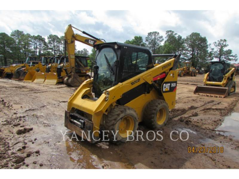 CATERPILLAR SKID STEER LOADERS 262D AC equipment  photo 1