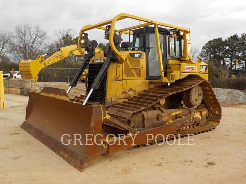 CATERPILLAR TRACTOREN OP RUPSBANDEN D6TLGP equipment  photo 1