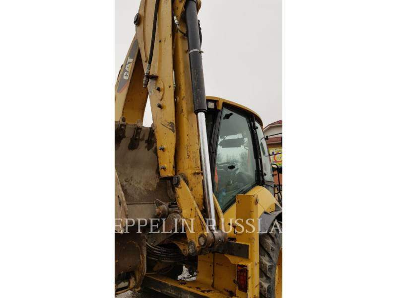 CATERPILLAR BACKHOE LOADERS 444F equipment  photo 22