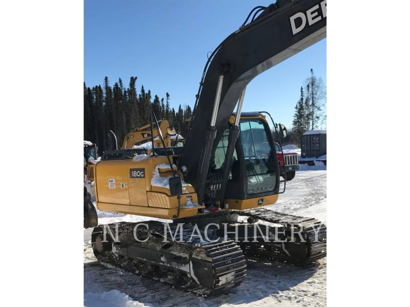 JOHN DEERE TRACK EXCAVATORS 180G equipment  photo 2