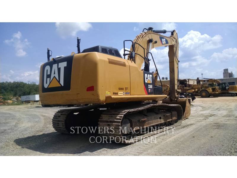 CATERPILLAR トラック油圧ショベル 336E H equipment  photo 1