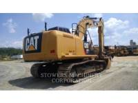 Equipment photo CATERPILLAR 336E H PELLES SUR CHAINES 1