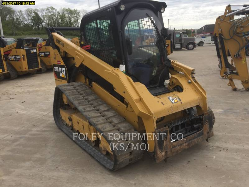 CATERPILLAR CHARGEURS COMPACTS RIGIDES 299DXPS2CA equipment  photo 2