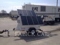 PROGRESS SOLAR SOLUTIONS LIGHT TOWER SLT800 equipment  photo 2
