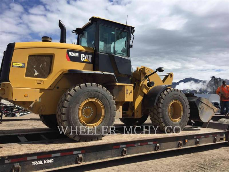 CATERPILLAR WHEEL LOADERS/INTEGRATED TOOLCARRIERS 926M QC equipment  photo 5
