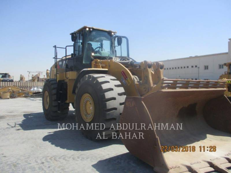 CATERPILLAR WHEEL LOADERS/INTEGRATED TOOLCARRIERS 980 L equipment  photo 5