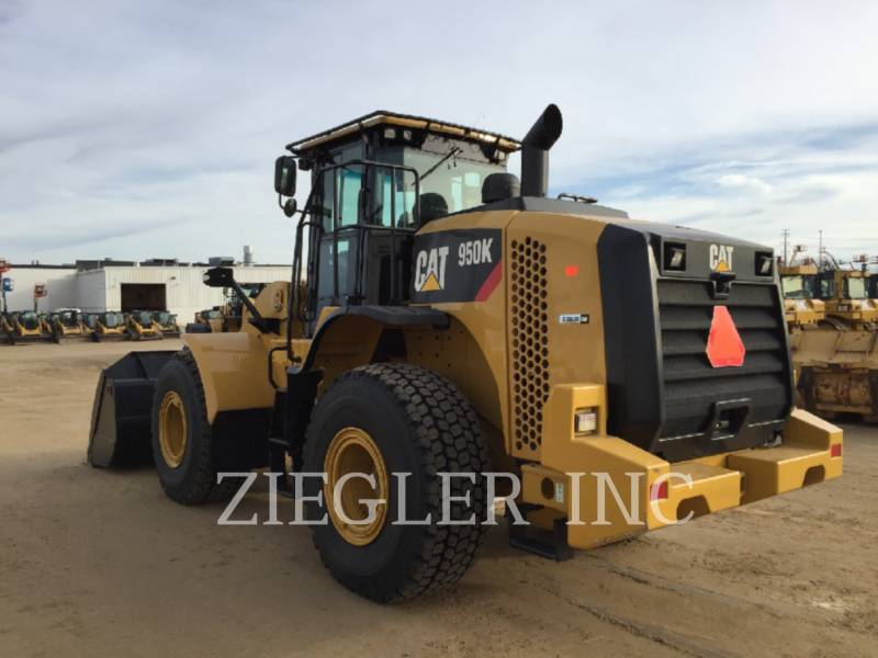 CATERPILLAR MINING WHEEL LOADER 950K equipment  photo 2