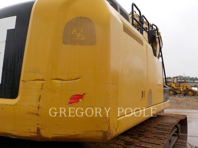 CATERPILLAR TRACK EXCAVATORS 329E L equipment  photo 12