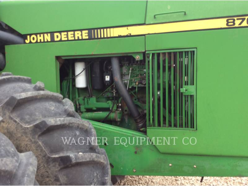 DEERE & CO. 農業用トラクタ 8760 equipment  photo 15