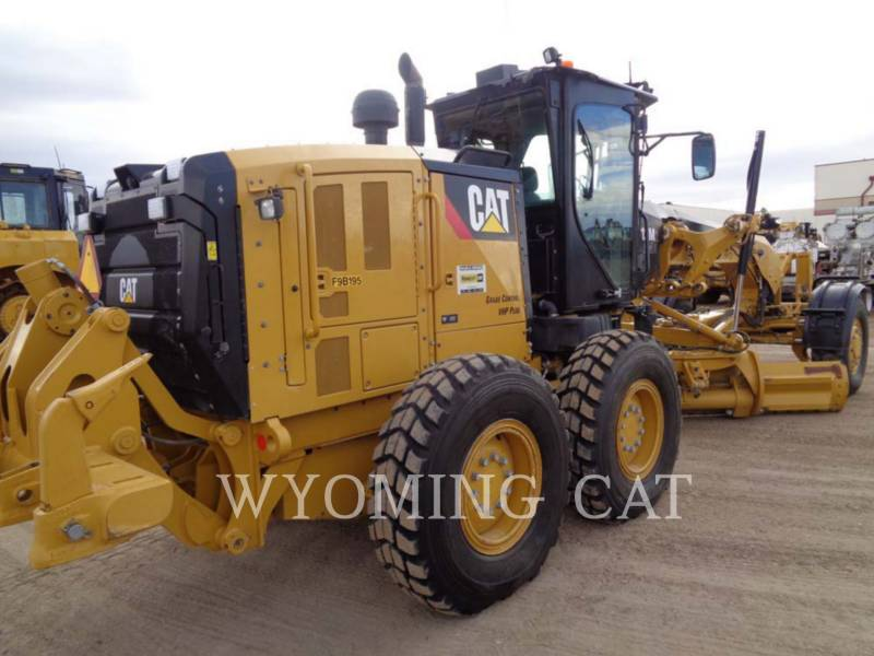 CATERPILLAR MOTORGRADER 12M2AWD equipment  photo 3