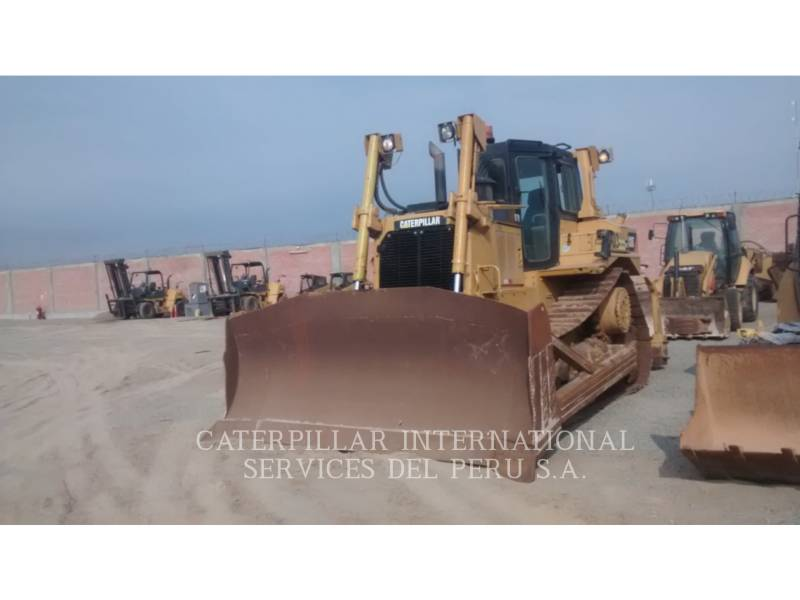 Caterpillar TRACTOARE CU ŞENILE D7RII equipment  photo 3