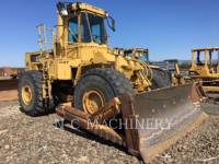 Equipment photo Caterpillar 824C BULDOZERE CU ROŢI 1