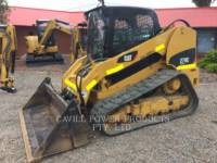 Equipment photo CATERPILLAR 279C MULTI TERRAIN LOADERS 1