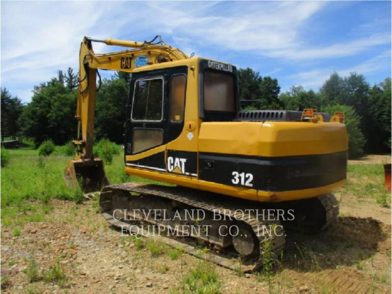 CATERPILLAR TRACK EXCAVATORS 312 equipment  photo 4
