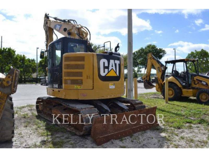 CATERPILLAR TRACK EXCAVATORS 314ELCR equipment  photo 4