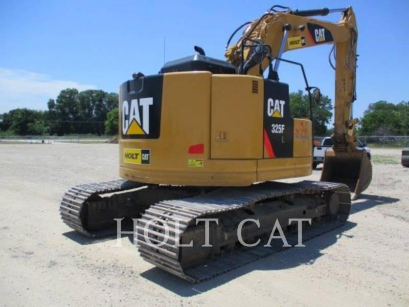 CATERPILLAR 履带式挖掘机 325FLCR equipment  photo 3