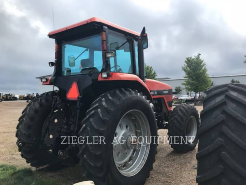 AGCO-ALLIS TRACTORES AGRÍCOLAS 9650 equipment  photo 3