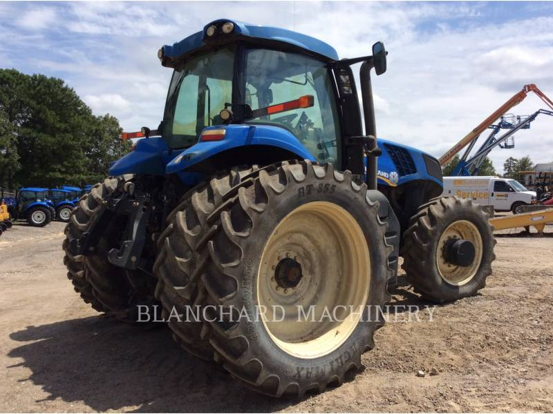NEW HOLLAND LTD. LANDWIRTSCHAFTSTRAKTOREN T8.330 equipment  photo 4