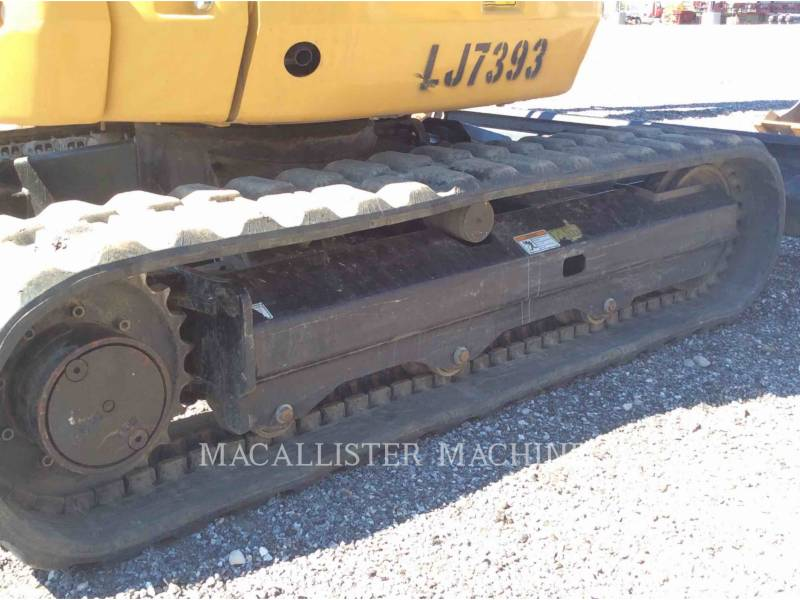 CATERPILLAR KETTEN-HYDRAULIKBAGGER 302.7D equipment  photo 21