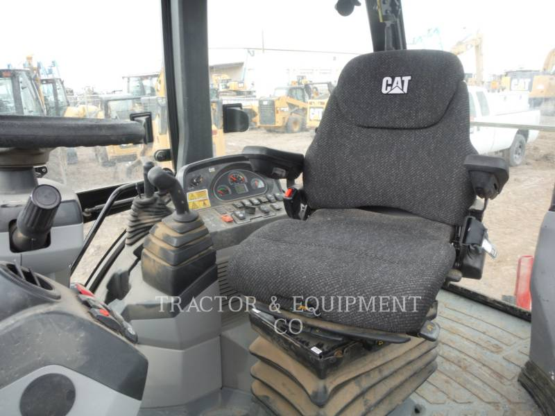CATERPILLAR RETROESCAVADEIRAS 420F 4ETCB equipment  photo 7