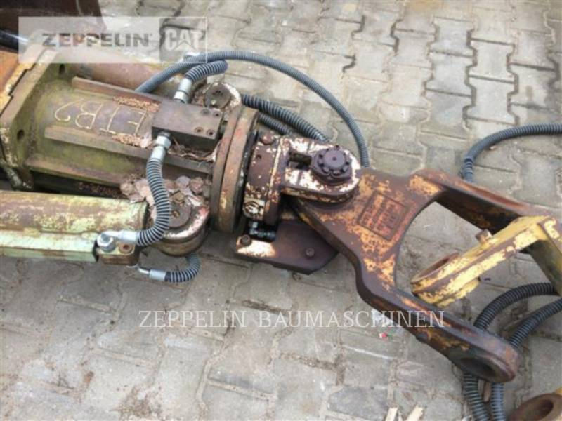HYDRAULIK-GREIFER-TECHNOLOGIE-GMBH  GRAPPLE ZZ3-600 Greifer equipment  photo 4