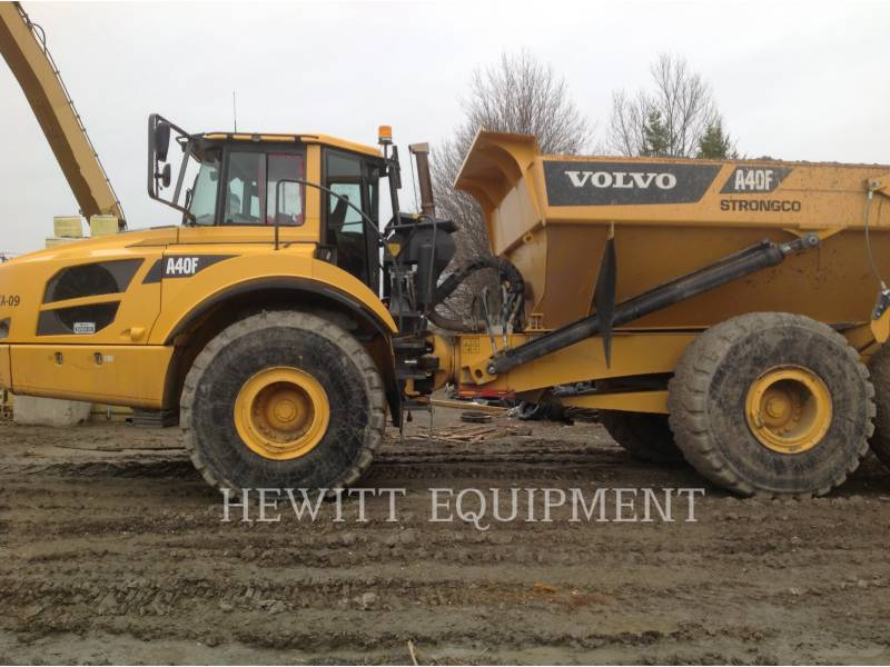 VOLVO CONSTRUCTION EQUIPMENT ARTICULATED TRUCKS A40F equipment  photo 2