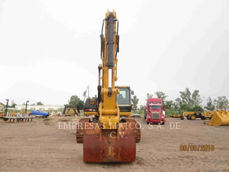 CATERPILLAR TRACK EXCAVATORS 340D2L equipment  photo 7