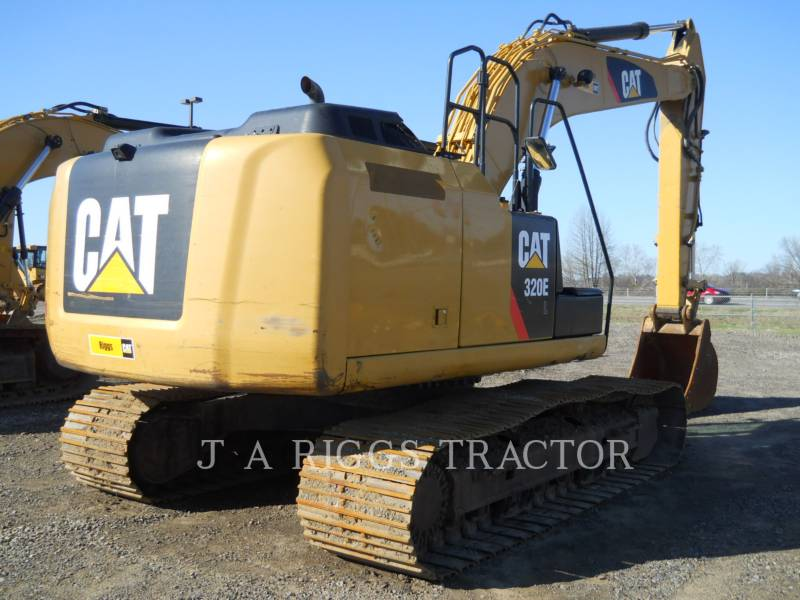CATERPILLAR EXCAVADORAS DE CADENAS 320E 9TC equipment  photo 4