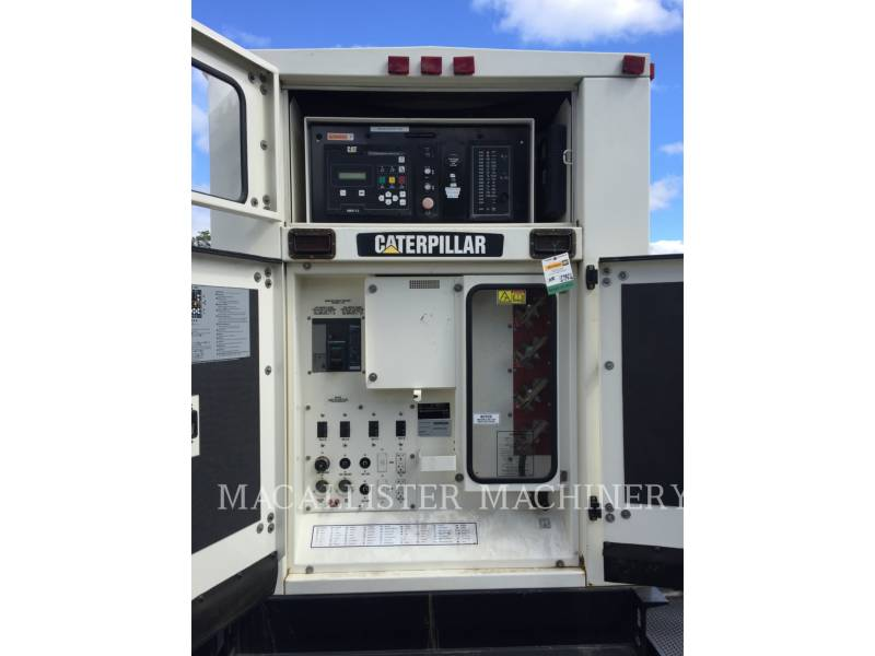 CATERPILLAR PORTABLE GENERATOR SETS XQ 300 equipment  photo 7