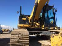 CATERPILLAR トラック油圧ショベル 329E L equipment  photo 2