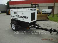 Equipment photo WACKER CORPORATION G25 MOBILE GENERATOR SETS 1