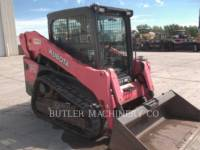 KUBOTA TRACTOR CORPORATION CHARGEURS TOUT TERRAIN SVL75 equipment  photo 2